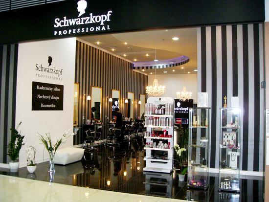 Schwarzkopf professional sal n tef nikova galeria mlyny for Salon schwarzkopf
